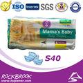 buena calidad y precio competitivo desechables angel baby pañal seco del fabricante de china