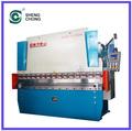 Scb400t/4000 hydraulique en acier inoxydable outil de presse plieuse/plaque machine à cintrer