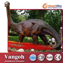 VDG720 exposición de dinosaurios animales animados dinosaurio caminando