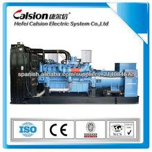 50Hz 280kva MTU generador diesel silencioso para uso industrial