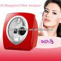 La piel del rostro do-a01 analizador de