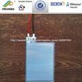 PIEZO membrana PVDF, PVDF piezoeléctricos Sensores, membrana Peugeot 200um