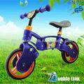 Hot vender sujeira plasic 2 roda sem ar passeio do bebê no carro de brinquedo barato