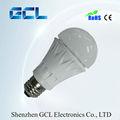 ahorro de energía 2014 china nuevo producto e26 e27 7w bombilla led( ce + rohs)