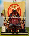 Armadura samurai japonês & capacete ( japão heróico samurai história de sucesso )