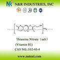 mononitrato de tiamina ( vitamina b1 ) 532-43-4