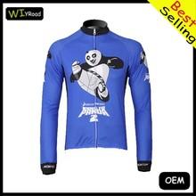 Aceptar la muestra de moto custom chaqueta, de manga larga bici de la suciedad jersey, chaqueta para montar una bicicleta