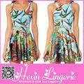 china proveedor muchos estilos de verano baratos ecrochet elegante vestidos patinador