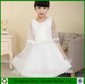 mais recentes modelos de vestido baratos flor menina vestido