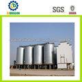 El almacenamiento de grano de acero Silos para Almacenamiento Agrícola