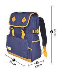 Fashionable Korean Jean Sports Backpacks