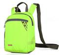 2014 impermeable portátil mochila mochila para portátil color verde brillante bolsas mochila portátil