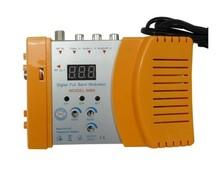 Oem agile av-rf modulador para sistema de televisión por cable