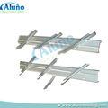 Lama de aluminio marco