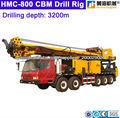 Equipo de Perforacion de Lechode Carbon Metano Montado en Camion HMC-800