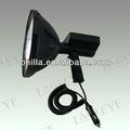 """9"""" 240mm 100w reflector de caza hid hid proyector de luz del punto de luz portátil para actividades al aire libre"""