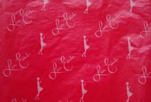 matte impressa de seda da china fábrica de papel de seda papel de embrulho