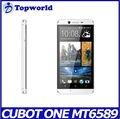 2013 Caliente!!! cubot one MTK6589 quad core telefono movil 4,7 pulgadas Android 4.2