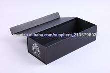 cuadro negro rígido imán de cierre de envases