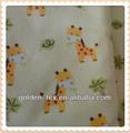100% algodão pijama de flanela fabric20x10 42x44 43/44''
