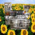 automática de tornillo pequeño prensado en frío de aceite de aguacate máquina de la prensa