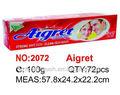 pasta de dientes francés