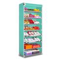 de moda de calzado de tienda de muebles de altura del gabinete del zapato