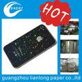 3d holograma etiqueta/iphone abrangente holograma de segurança etiqueta de fabricação