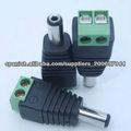 5.5 * 2.1mm Conector dc CCTV