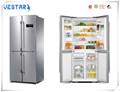 aparato electrodoméstico 410 l refrigerador de lado a lado de la puerta