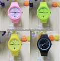 Lote 10 Relojes Jelly Watch Super Fashion De Moda Coloridos