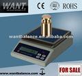 10kg/0.1g escala de pesaje electrónico y el equilibrio