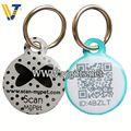 2013 nuevo diseño de acero inoxidable dog tag collar