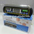 Yk-283 30a relé externo ajustável de baixa temperatura e controlador de fan termostato digital