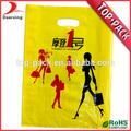baratos fabricante de prendas de vestir personalizadas bolsa de plástico