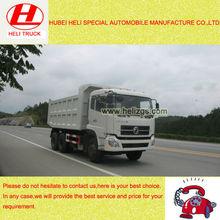 dongfeng 50 toneladas de descarga de camiones para la venta