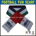 los emiratos árabes unidos fiesta nacional de la diversión del fútbol bufanda