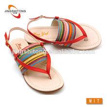 baratos 2014 nuevo modelo de china al por mayor sandalias