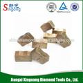 granito de corte de bloque de herramientas de corte del segmento
