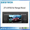 ZESTECH pantalla táctil del gps del coche para Range Rover con- en la navegación gps bluetooth radio agenda TV Para Range Rover