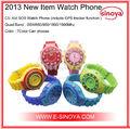 color reloj sos celular reloj teléfono