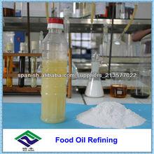 fuller tierra para el aceite de mostaza