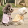 E-1004 ropa especial para mascotas Gatos y perros ropa de primavera y verano Burbuja fina a cuadros Camisa de peluche perro de m