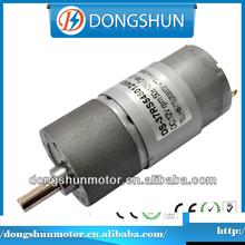 Motor de corriente continua de 24 voltios DS- 37RS545