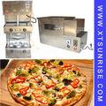 Cone pizza dá forma à máquina/cone pizza que faz a máquina