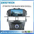 "Navegación7""pantalla táctil Para BUICK NEW EXCELL Dvd Gps del Coche/Para EXCELL Dvd gps del Coche//Dvd del Coche/radio del coche"