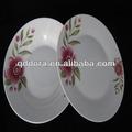 cómo pintar placas de cerámica