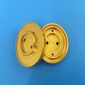 central de alta qualidade de máquinas de torno para madeira peças com polimento