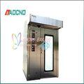 De acero inoxidable horno rotatorio para la panadería de diesel(manufactura,CE,ISO)