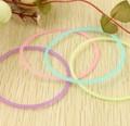 La importación de artículos de regalo de china, en blanco pulseras de silicona 2014